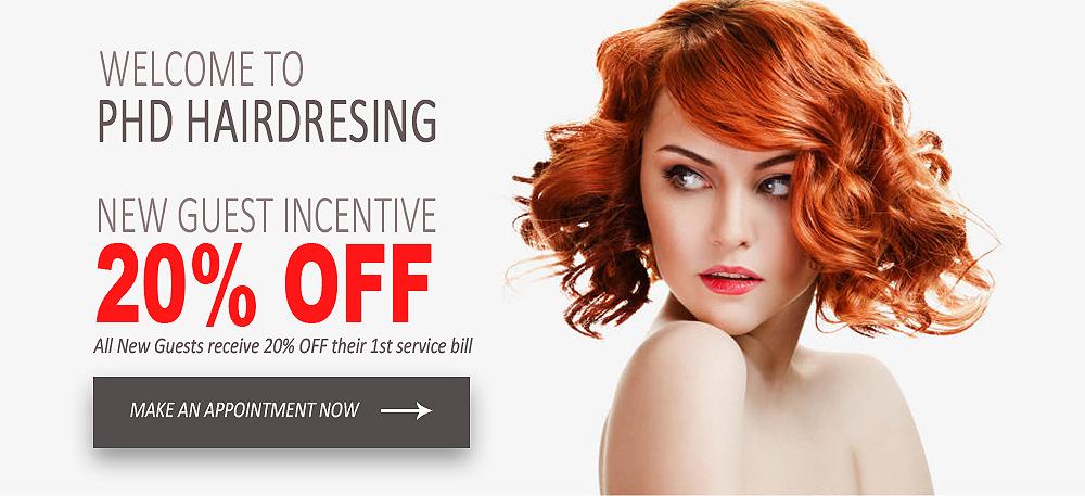 PHD Hairdressing